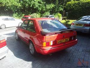 Ford Escort Xr3i : 1989 ford escort xr3i immaculate condition only 16 741 ~ Melissatoandfro.com Idées de Décoration