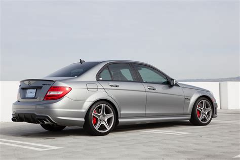 2013 Special Order Ultra Rare C63 Amg 12k Miles Only