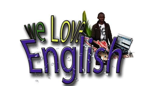 We Love English