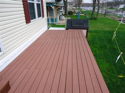 composite deck ultradeck composite deck