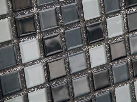 black sparkle bathroom tiles ideas  pictures