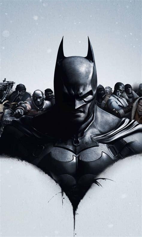 wallpaper batman arkham origins poster  games