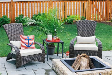 patio set kmart update patio with kmart so chic
