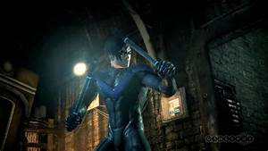 Batman Arkham City Nightwing Trailer YouTube