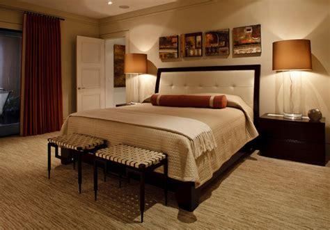 Warm Contemporary  Contemporary  Bedroom Jacksonville
