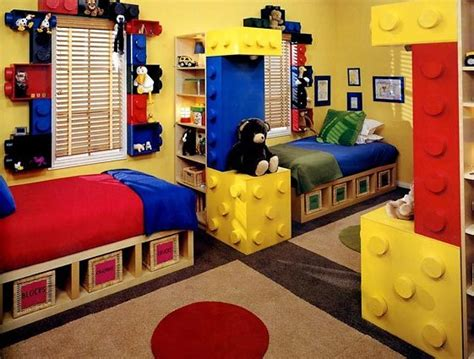 Awesome Boys Lego Room Ideas-home Decorating Ideas