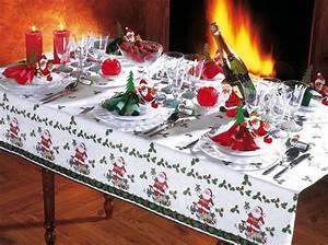 Table De Noel Traditionnelle :  ~ Melissatoandfro.com Idées de Décoration