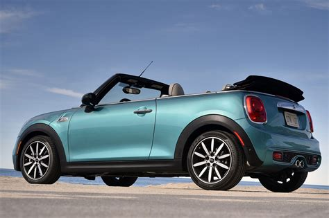 Mini Cooper Convertible Picture by 2016 Mini Cooper S Convertible Drive Automobile