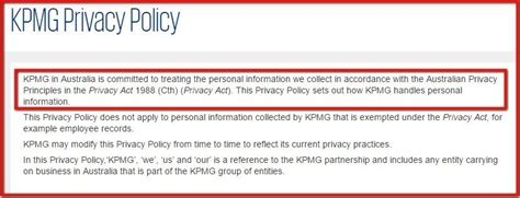 Privacy Policy Template Australia Free by Privacy Policy Template Australia Free Privacy Policy