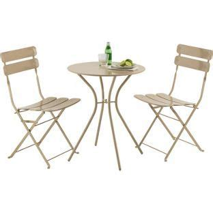 Buy Garden Table And Chairs by Buy 2 Seater Bistro Garden Furniture Set At Argos Co Uk