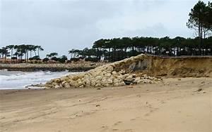 Fortes Vagues Travaux Durgence Sur Les Dunes En