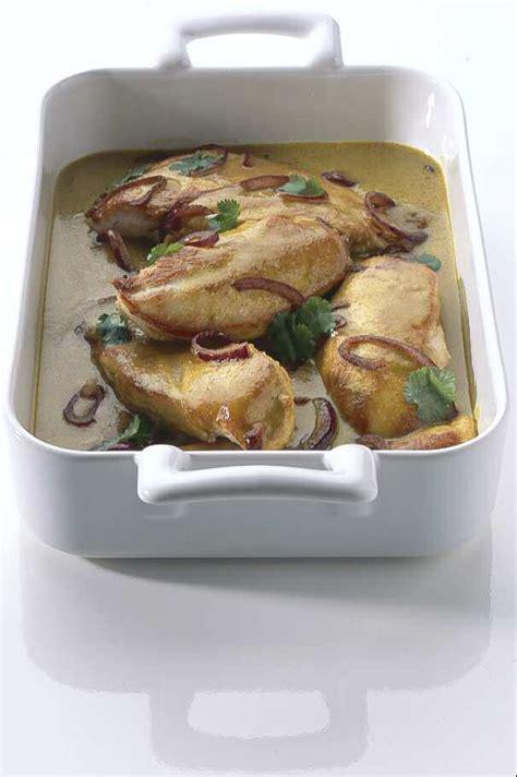 cuisine poulet au curry poulet au curry pour 4 personnes recettes à table