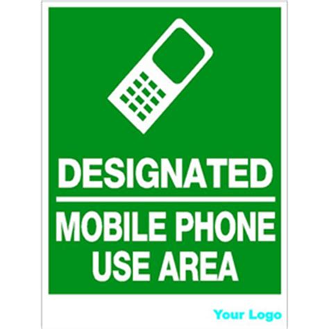 sign in mobile phone mobile phone area eu039 signs from euroscreens uk ltd