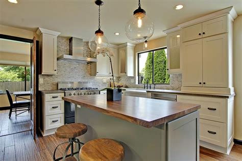 kitchen photos with island painted cabinets add style to your kitchen design 5521