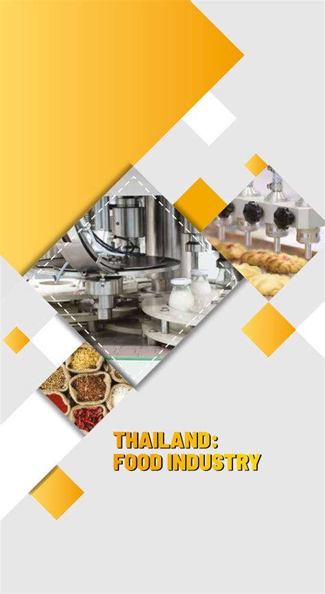 Thailand's Food Industry (2018)