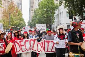 Seattle Marches To Celebrate Indigenous Peoples Day ...