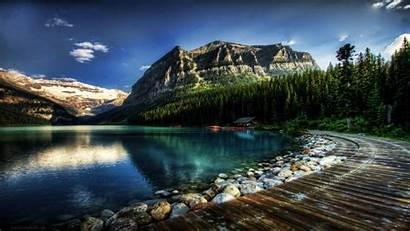 Desktop Lake Canada Alberta Louise Fantastic 1080