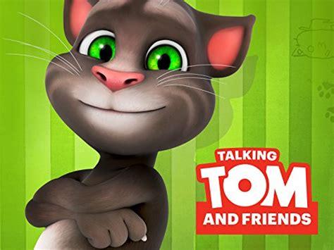 talking tom  friends season