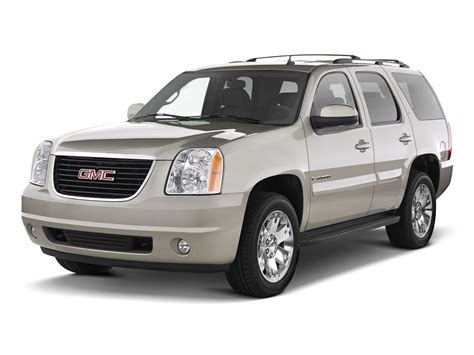 2014 Gmc Yukon Reviews And Rating  Motor Trend