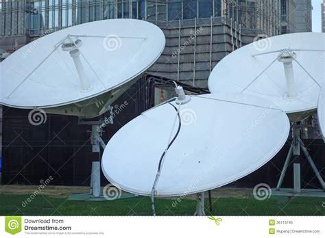 cuisine satellite satellite dishes royalty free stock photo image 36113745