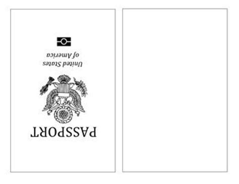 editable passport template the 25 best passport template ideas on passports for geography and