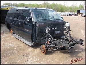 2005 Cadillac Escalade Esv Abs Module