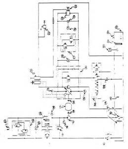 Winch Hydraulic System Schematics