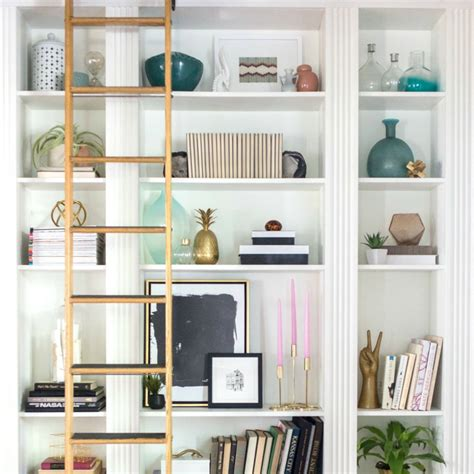 Styling Bookcases by Bookcase Styling Made Simple Coastal Collective Co