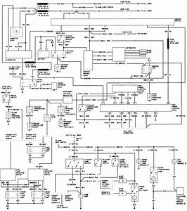 1986 Ford Ranger Wiring Diagram