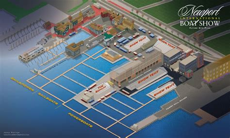 Newport International Boat Show Parking by Construction At Newport Yachting Center Will Keep Newport