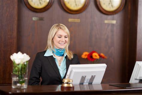 chambre de metier réceptionniste devenir réceptionniste pratique fr