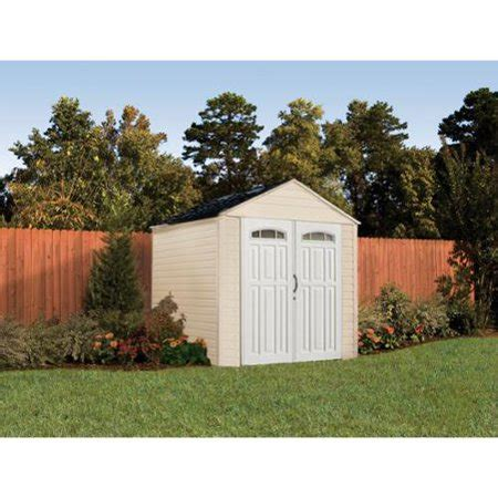 Roughneck 7x7 Shed by Rubbermaid 7x7 Roughneck X Large 325 Cubic