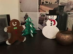 Basteln Mit Holz Ideen : weihnachtsdeko aus holz basteln mit kindern ~ Lizthompson.info Haus und Dekorationen