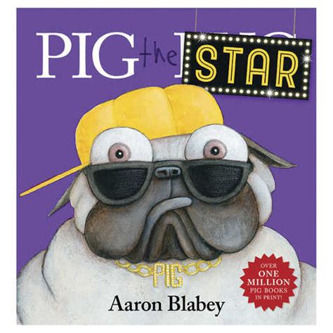 Pig: The Star by Aaron Blabey - Book   Kmart