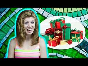 Buying Presents For People - YouTube