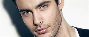 *fresh razor sharp beard-line *eyes that pierce into your ...
