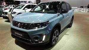 Suzuki Vitara Allgrip : 2019 suzuki vitara 1 4 boosterjet allgrip exterior and interior paris auto show 2018 youtube ~ Maxctalentgroup.com Avis de Voitures