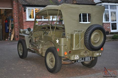 wwii jeep willys us ww2 willys jeep willys mb original 1945