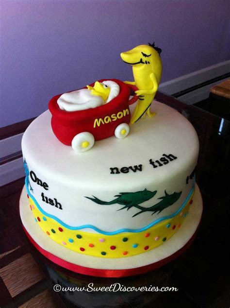 dr seuss cake suess baby cake ideas and designs
