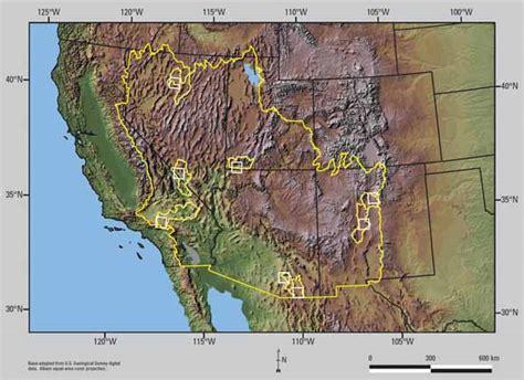 maps united states map elevation