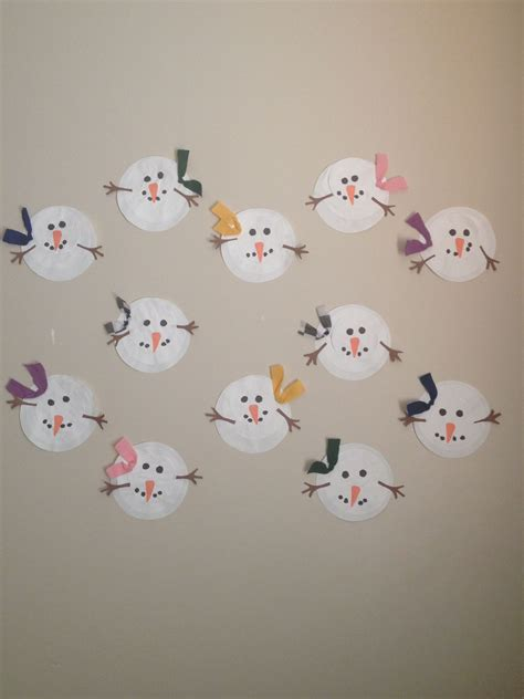 snowman craft   craft   year olds snowman