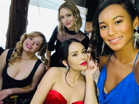 A pretty bunch. #PLLThePerfectionists