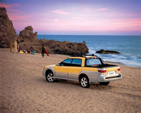 subaru baja 2016 10 forgotten pickup trucks that never made it