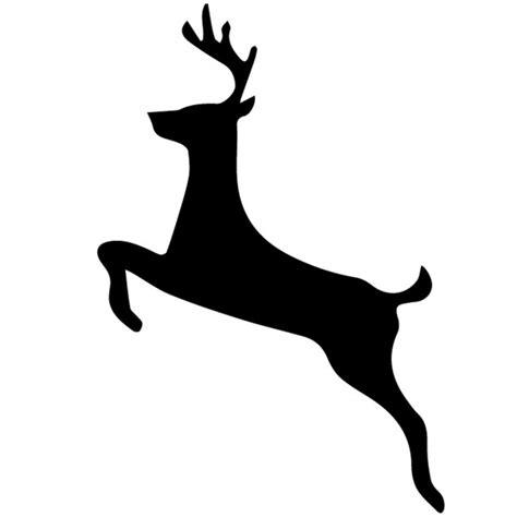 reindeer christmas creative multipack wall stickers