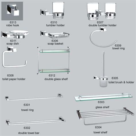 equipement toilette bathroom accessoriestowel bathroom accessories names