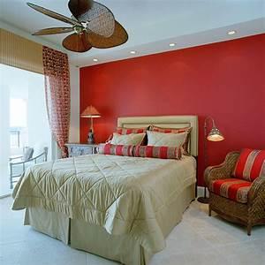 15 quartos vermelhos para você se inspirar - limaonagua