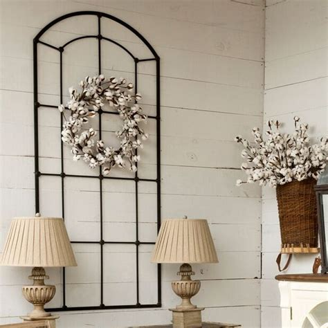 window frame decor park hill metal window frame et4231