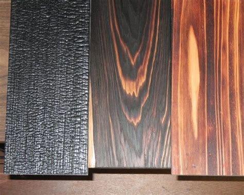 japanese technique  preservingantiquing wood home