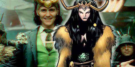 Lady Loki Marvel Actress - Lady Loki explained: who is the ...