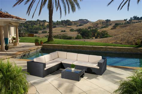 california landscapes contemporary patio